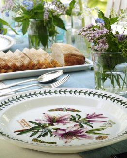 botanic_garden_plate_on_garden_table_portmeirion